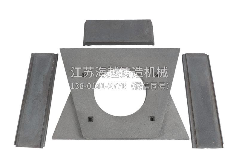 抛丸机配件的质量鉴别与日常维护